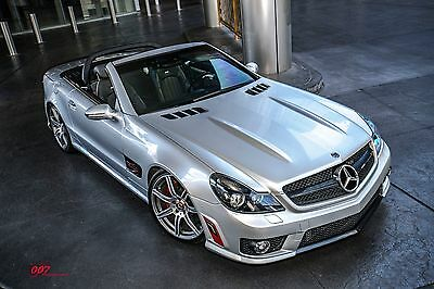 2003 Mercedes-Benz SL-Class 750hp Eurocharged SL65 Conversion Mercedes Eurocharged SL55 AMG 750hp SL65 conversion low miles 30k in mods