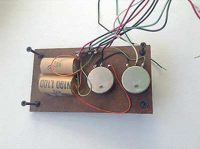 JBL L100 N100 Century Crossover Network Spare Replacement Part Good Cond Vintage