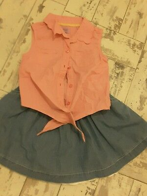 Girls Top and skirt 2-3 yrs