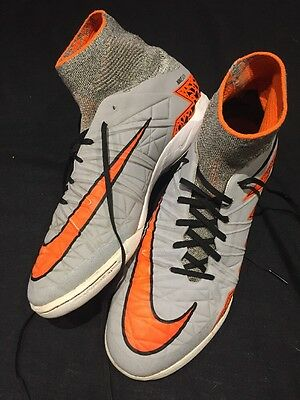 Nike Hypervenom X Superdry Sock Boot Astro Football Trainers Size 7.5