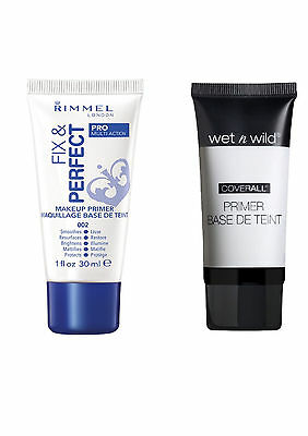 Fix & Perfect Pro Face Primer viso Rimmel Coverall face Wet N Wild Sped.Corriere