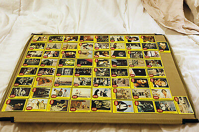 Topps Star Wars Trading Cards - Yellow Border
