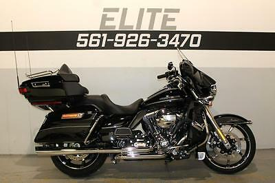 2014 Harley-Davidson Touring  2014 Harley FLHTK Electra Glide Ultra Limited VIDEO Exhaust Chrome Finance