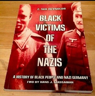 Black Victims Of The Nazis Book-History Of Black Slavery In Nazi Germany.Xmas!!