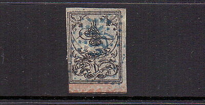 TURKEY 1864 1pi USED