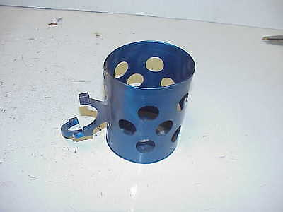 """Joes Drink Cup Holder Billet Aluminum with 1-3/4"""" Roll Bar Mount NASCAR Xfinity"""