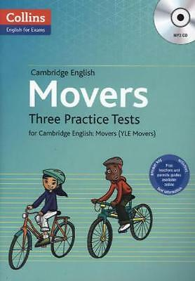 Movers (YLE Movers), w. MP3-CD -NEU- 9780007535972