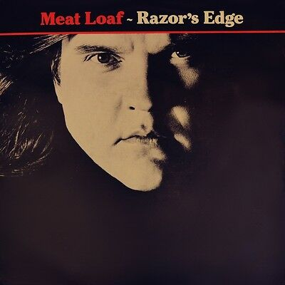 """7"""" MEAT LOAF Razor's Edge b/w You Never Can Be Too Sure About The Girl EPIC 1983"""