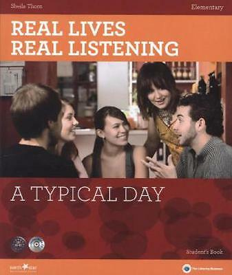 A Typical Day - Elementary, Student's Book w. Audio-CD -NEU- 9781907584428