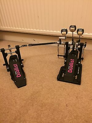 Duallist D3 Triple Bass Drum Pedal
