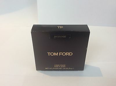 Tom Ford Cheek Color Blusher - 04 Savage - brand new boxed