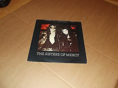 "The sisters of mercy, This corrosion -7"" vinyl."