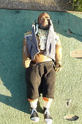 """1983 Galoob Mr. T Talking 12"""" Doll Action Figure /WORKING"""