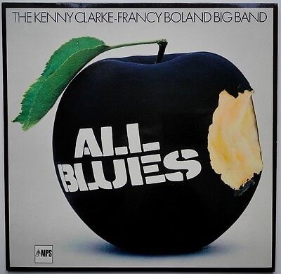 Lp De**the Kenny Clarke Francy Boland Big Band - All Blues (Mps Records)**24861