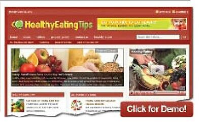 Healthy Eating Tips NICHE - Make Money Now