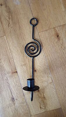 Wall Hanging Candle Holder