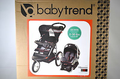 Baby Trend Expedition LX Travel System - Millennium Fashion