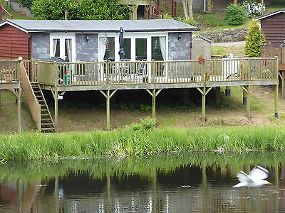 NORTH WALES HOLIDAY SNOWDONIA CHALET 3 NIGHTS 30th DECEMBER NEW YEAR