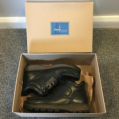Rockport Black Leather Walking Boots - Size 5 / 38 - RRP £115