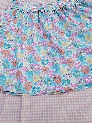 lovely girls fashion frozen skirt age 6/7 yrs