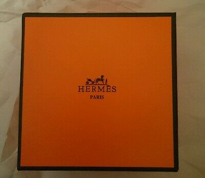 HERMES BELT BOX 5.5  X 5.5  X 2 brand new free shipping jewelry christmas