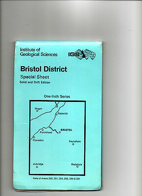 Geological Survey Maps (Old) Quantity 4