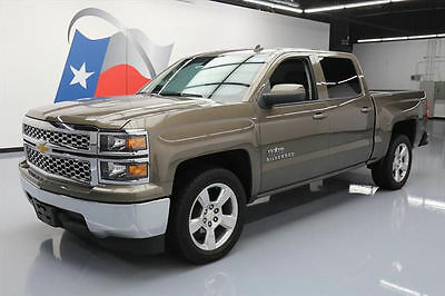 2014 Chevrolet Silverado 1500 LT Crew Cab Pickup 4-Door 2014 CHEVY SILVERADO LT TEXAS ED CREW 6-PASS 20'S 46K #213914 Texas Direct Auto