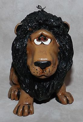 Lion Candle, Very Cute!