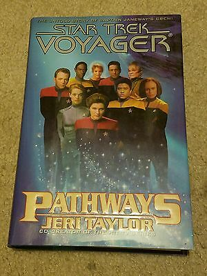 Pathways by Jeri Taylor (1998, Hardcover)
