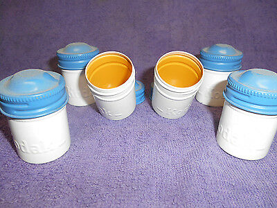 Kodak 35mm film cans, canister ,tins