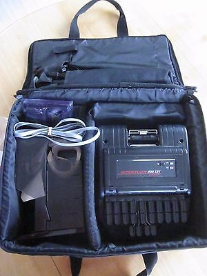 Stentura 400 Srt Electric Stenograph With Accessories Travel Case And More