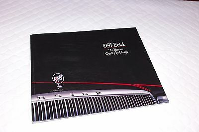 1993 Buick Buyer's Guide