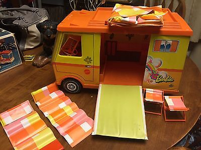 1970 Barbie Camper
