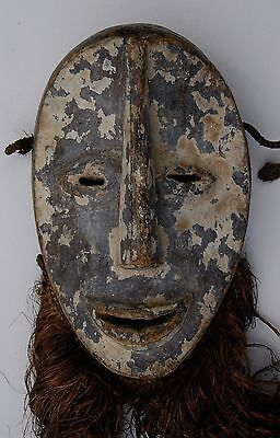 Very Old African Mask
