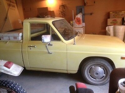 1973 Ford Other Pickups  1973 Ford Courier Pick Up.  Barn Find.  Original condition with Less than 61,000