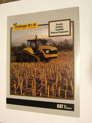 CAT Challenger 35 & 45 Agricultural Tractors