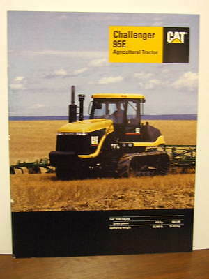 CAT Challenger 95E Agricultural Tractor