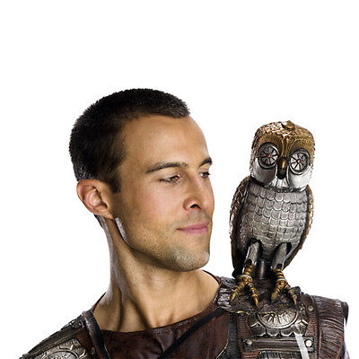 Clash of the Titans Bubo the Mechanic Owl Accessory