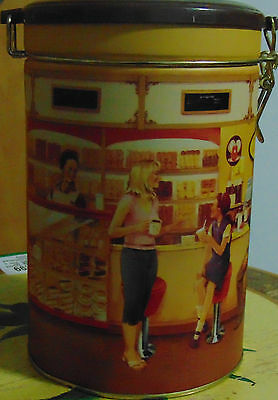 Tim Horton First Edition Collector Canister