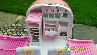 Barbie Jet Original Equipment, suitcases pillows  Reasonable Condition For Age