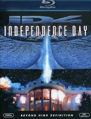 Independence Day [New Blu-ray] Dolby, Digital Theater System, Dubbed, Repackag