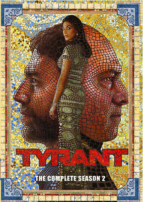 Tyrant: The Complete Second Season [New DVD] Manufactured On Demand, Ac-3/Dolb