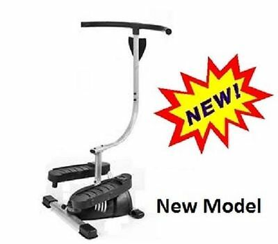 New Ab Twister Cardio Exercise Fitness Machine Workout - New Model Fast Delivery