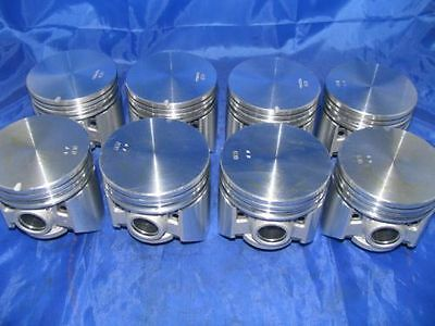 Pistons & Rings 1949 49 Cadillac 331 V8 NEW SET