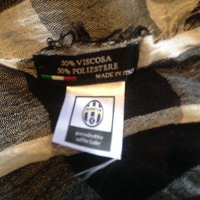 Juventus Limited Edition Supporters Scarf