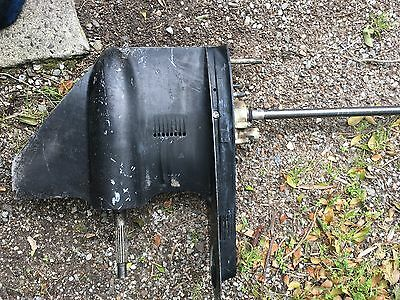Mercury Outboard Gearbox