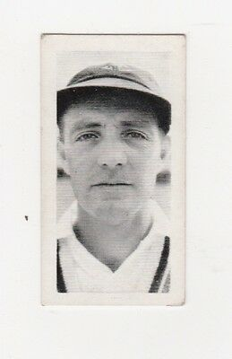 Cricket Card 1956 - John Cheetham (Western Province and South Africa)