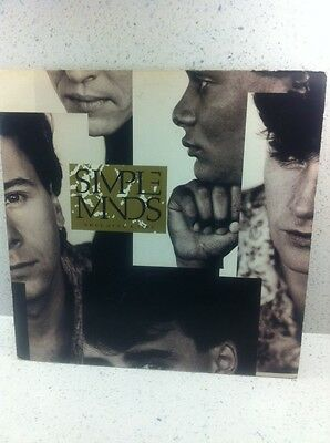 Simple Minds Once Upon A Time Vinyl