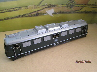 "Unknown Make  Ho/ Oo Plastic Loco Body Only - ""db""  # 182 011 - 7"