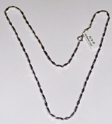 COLLANA ORO 18KT CHIMENTO gold necklace Goldkette collier en or